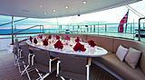 Panthalassa yacht deck