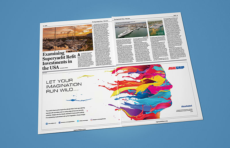 The SuperYacht Times newspaper Issue 32