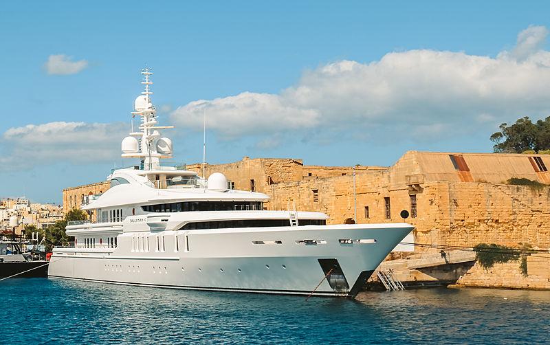 Tallisman C yacht by Turquoise Yachts in Malta