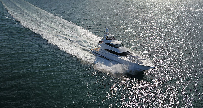 Al Duhail yacht cruising
