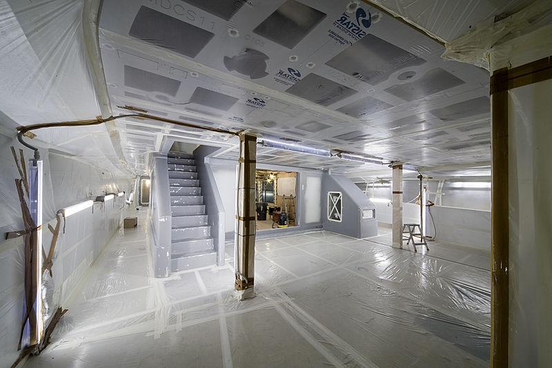 Tankoa S501/C105 yacht in build in Genova