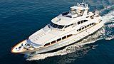 Enchantress Yacht Zuretti Interior Design and Karen Lynn Interiors