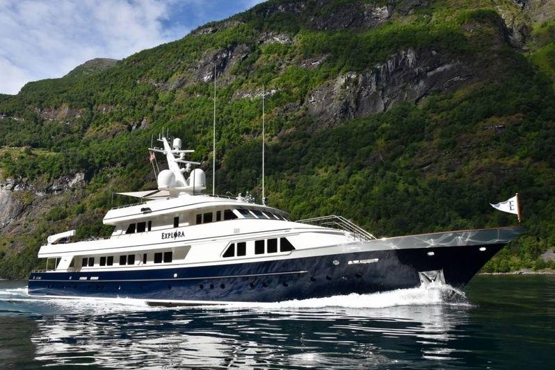 EXPLORA yacht Feadship