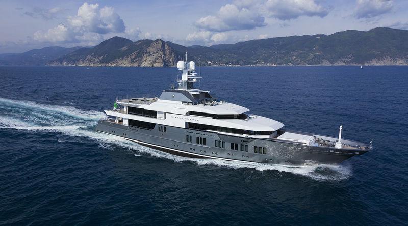 STELLA MARIS yacht VSY