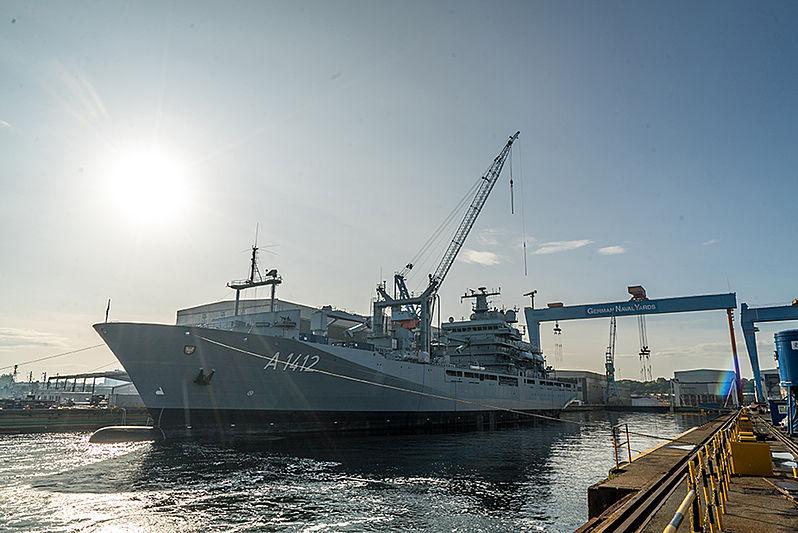 German Naval Yards shipyard