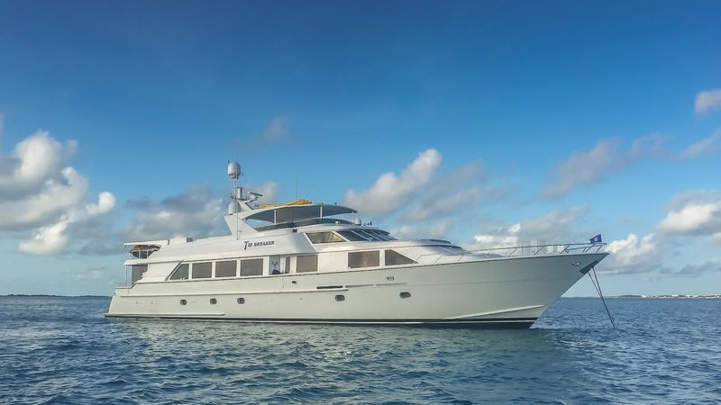 MEMORYMAKER yacht Hatteras