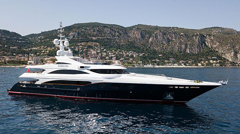 KARIANNA yacht Benetti