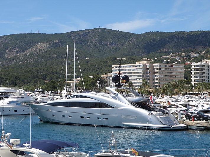 MATSU yacht ISA