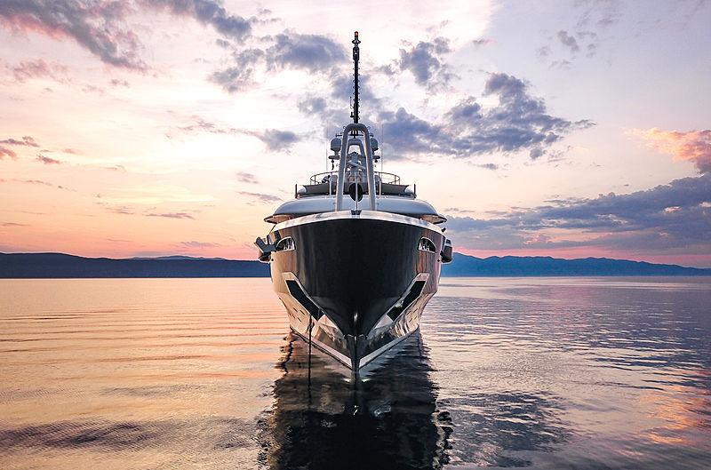 High Power III yacht in Croatia