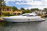 Shadow  Yacht Pershing