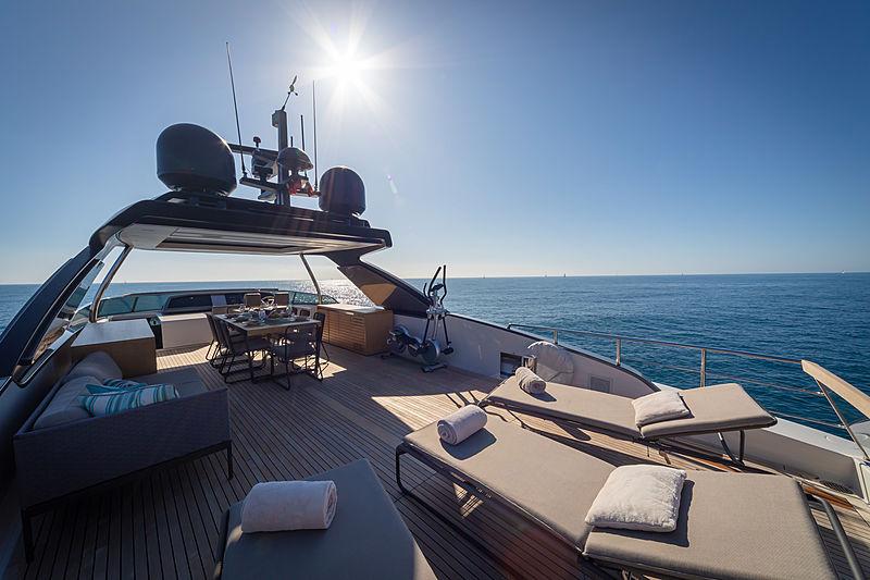 STAE yacht sundeck