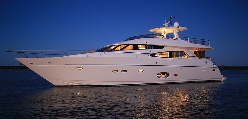SOPHIA yacht Royal Denship