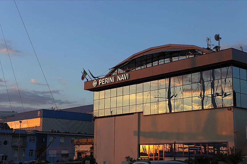 Perini Navi facility