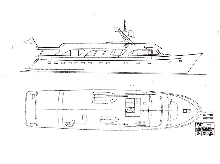 CLARISSA yacht Poole