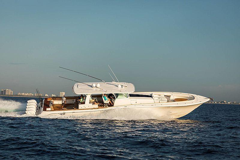 HCB ESTRELLA  tender HCB Yachts