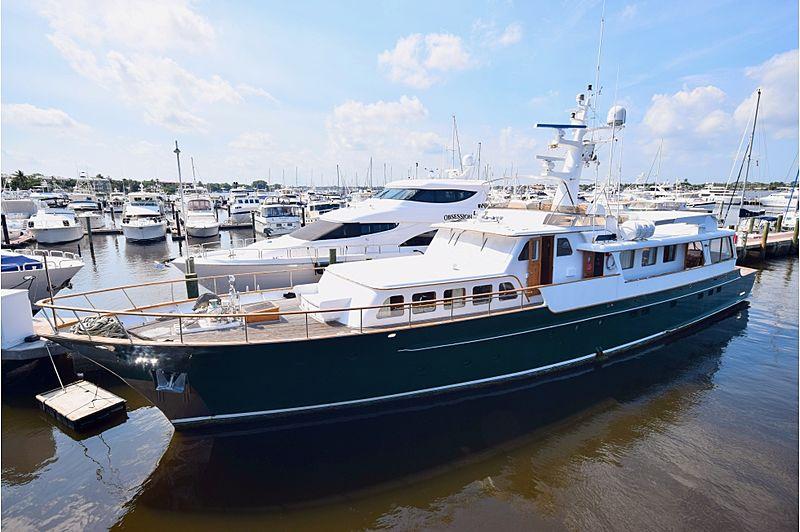 CALYPSO yacht Feadship