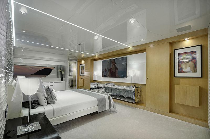 Sun yacht stateroom