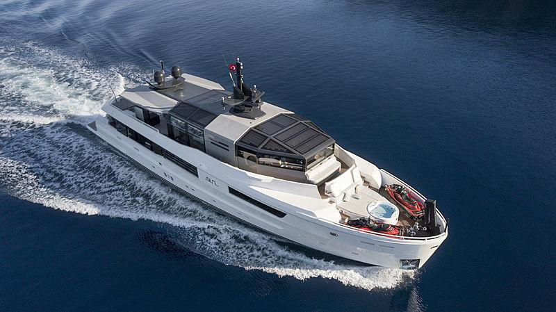 SUN yacht Arcadia