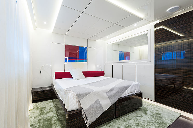 Entourage yacht interior
