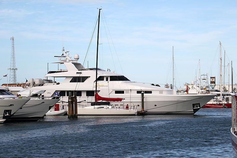 REBECCA yacht Swiftships Inc.