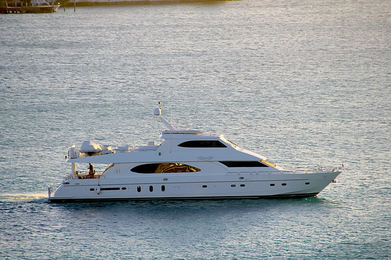 TIGERS EYE  yacht Hargrave