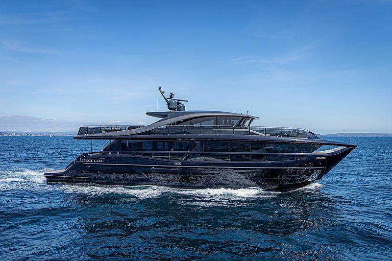 ITHAKA yacht Princess