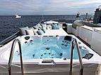 My Flower yacht sundeck