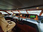 My Flower yacht interior