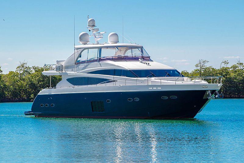 Stephanie yacht profile