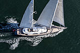 Zenji Yacht Perini Navi