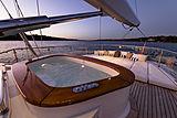 Zenji yacht deck