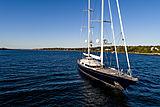 Zenji yacht exterior