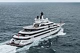 Scheherazade Yacht 140.0m