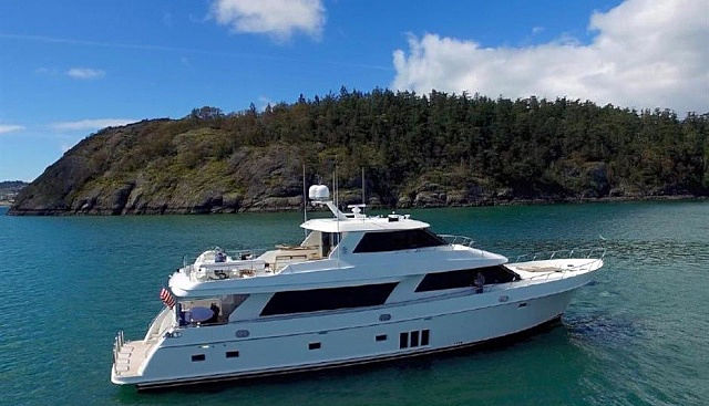 OCEANA  yacht Ocean Alexander