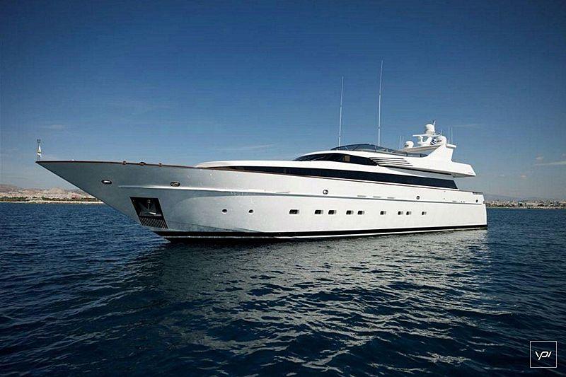 FELIGO V yacht Cantieri di Pisa