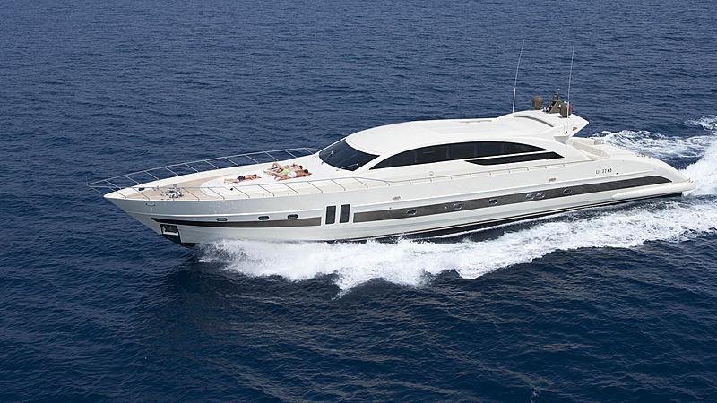 GINEVRA yacht Tecnomar