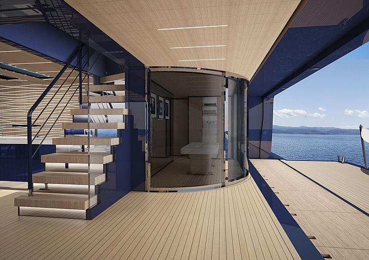 ISA Classic 65 yacht