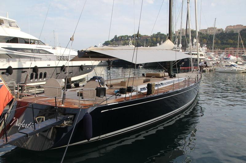Nefertiti in Monaco