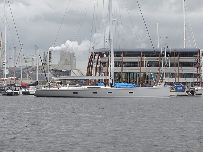 ARAGON yacht Southern Wind