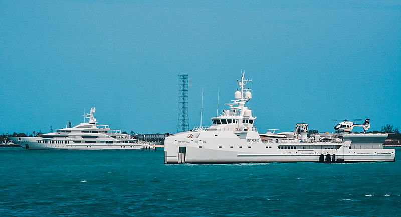 Infinity and Intrepid in Key West, FL