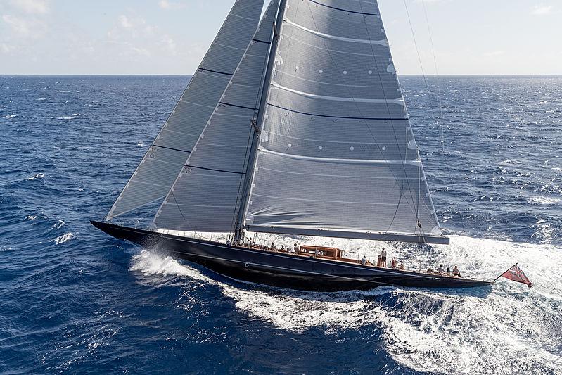 RAINBOW yacht Holland Jachtbouw