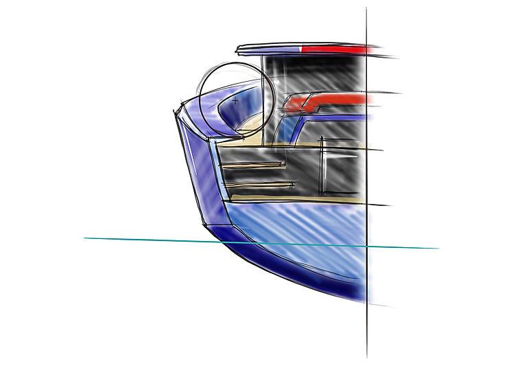 Evo yacht Velar 78