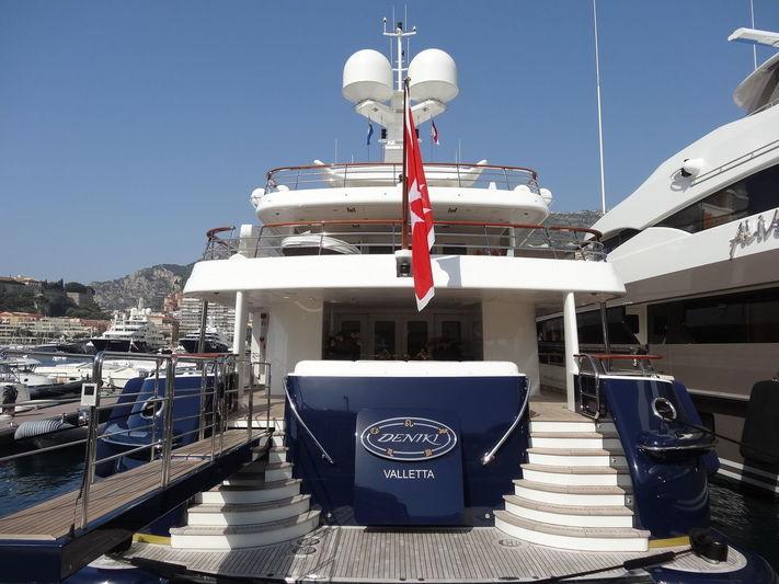 Deniki in Monaco