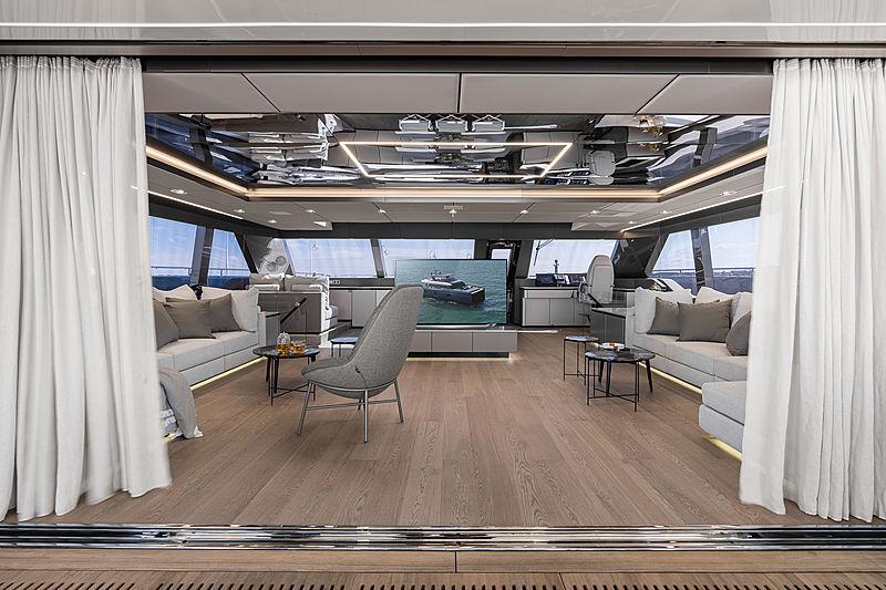Sunreef 80 Power yacht interior