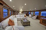 Berilda yacht saloon