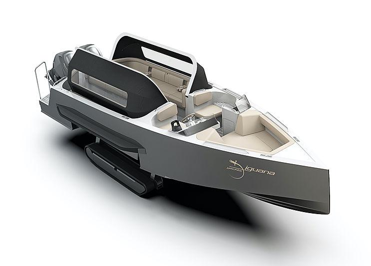 IGUANA DAY LIMO tender Iguana Yachts