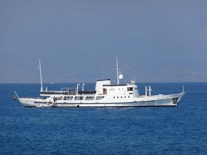 DIONEA yacht C.N. Felszegi