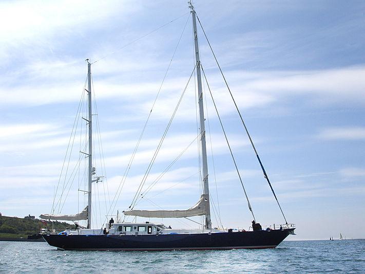 Marlin Del Rey V yacht exterior