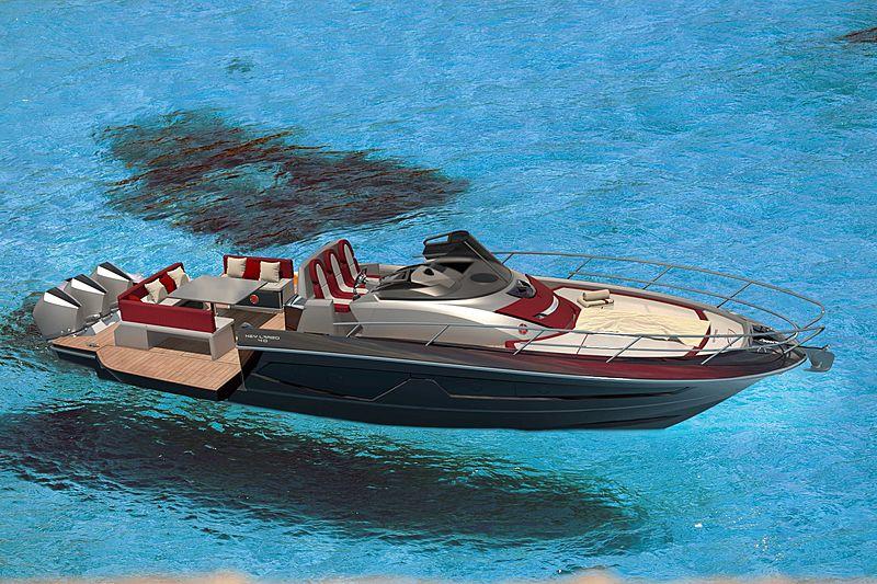 SESSA KEY LARGO 40 tender Sessa Marine