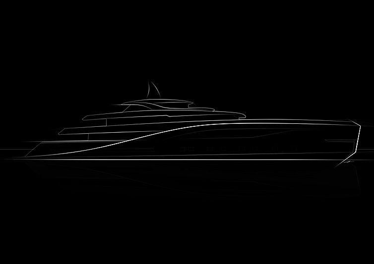 Admiral yacht Project Blue Marlin